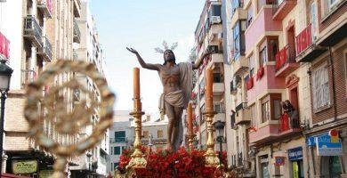 Domingo Santo Jaén Resucitado
