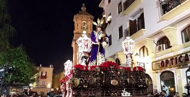 Viernes Santo Jaén 2018