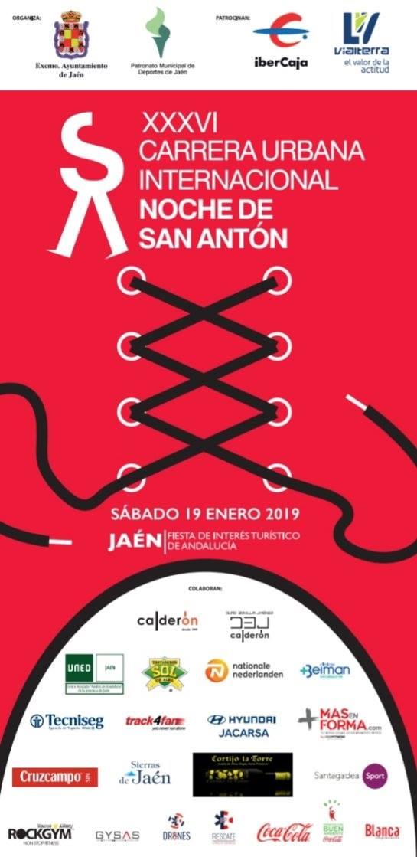 Cartel Definitivo San Antón 2019