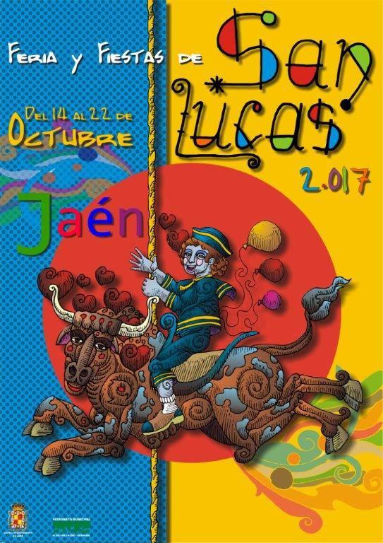 Cartel Feria Jaén 2017
