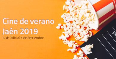 Cine de Verano Jaén 2019