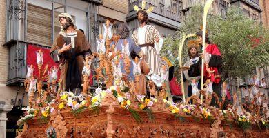 Domingo de Ramos Borriquilla Jaén