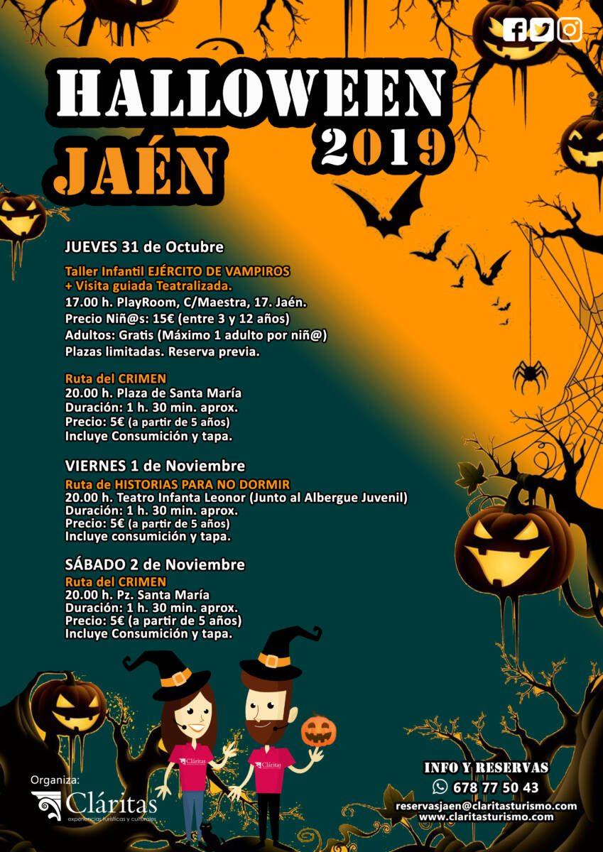 Visitas Guiadas en Halloween